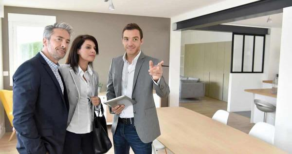 agent immobilier profesionnel