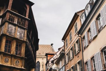 Les clés de l'immobilier de Colmar